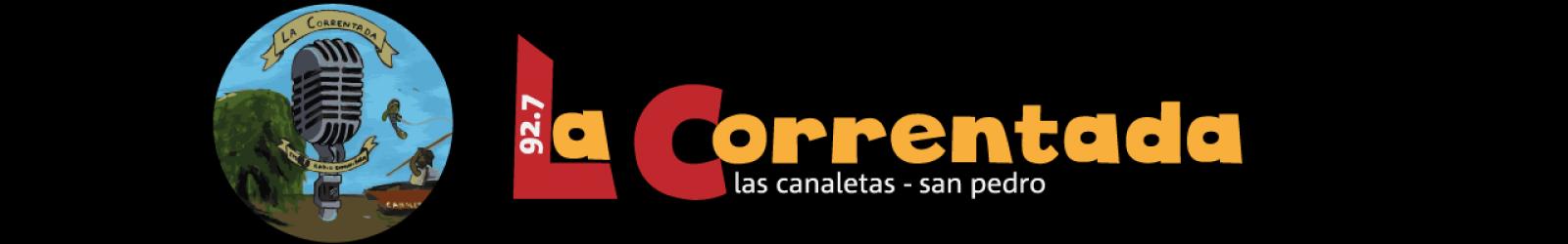 Logo La Correntada FM 92.7 – Radio Comunitaria